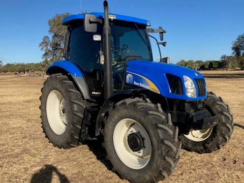 New Holland T6020 Plus full